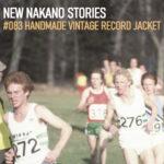 #083_handmade vintage record jacket